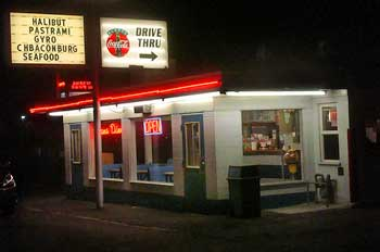 Old Fashioned Fast Food places